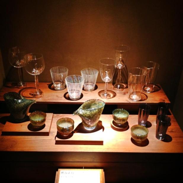 2013年7月16日〜8月中旬 吹きガラス:熊谷正行さん