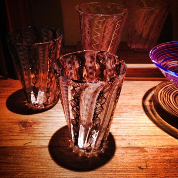 新村竜也:吹きガラス