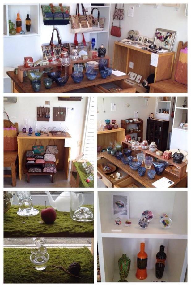 蚕室ギフト展2013